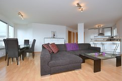 Beautiful furnished penthouse flat with underground parking space - AG221807 in Stuttgart, GE