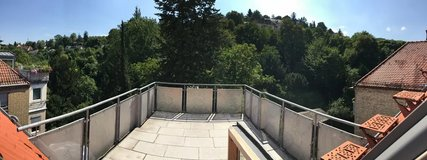 Unique 3 BR Top floor Penthouse Maisonette 10 min to Patch! in Stuttgart, GE