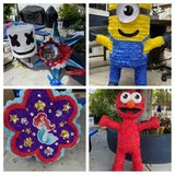 Piñatas in Camp Pendleton, California