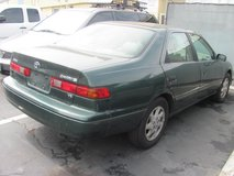 1999 TOYOTA CAMRY in Camp Pendleton, California