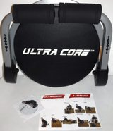 Ultra Core Max Foldable Full-Body & AB Exercise Machine w/DVD in Naperville, Illinois