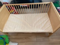 Baby Bed with Mattress in Ramstein, Germany