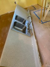 kitchen countertop and sink in Beaufort, South Carolina