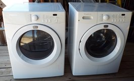 Frigidaire/Affinity Washer/Dryer Set in Alamogordo, New Mexico