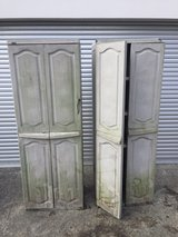 Outdoor Storage Cabinets in Okinawa, Japan