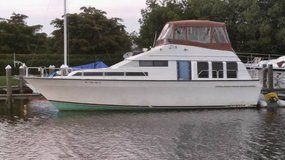 41' Mainship Grand Salon - $40,000 (Marinatown Marina, 3444 Marinatown Ln, N. Ft. Myers, FL in Honolulu, Hawaii