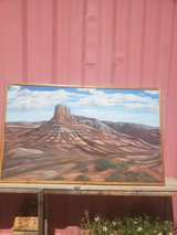 signed painting in Alamogordo, New Mexico