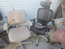 misc office chairs in Alamogordo, New Mexico