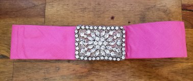 REDUCED Belt Vintage Pink with Gems in 29 Palms, California