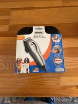 Wahl Pet Pro clippers 110v in Baumholder, GE