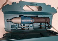 Electric Screwdriver Set -- Makita in Ramstein, Germany