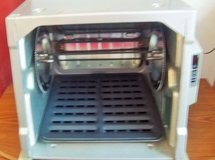 Showtime platinum Edition Rotissorie RONSON oven. Like-new- Holds 2 chickens. in Alamogordo, New Mexico