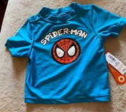 12-18 Mos Spider-Man Top in Naperville, Illinois