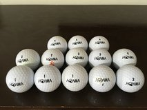 13 Honma Golf Balls (Good Condition) in Okinawa, Japan