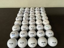 40 Golf Balls (Good Condition) in Okinawa, Japan