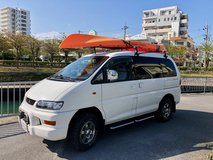 2003 Delica 4x4 Van in Okinawa, Japan