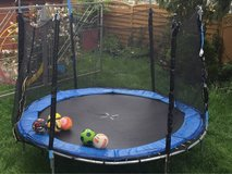 trampoline- used, you haul in Ramstein, Germany