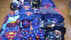 Superman clothing & other items in Okinawa, Japan