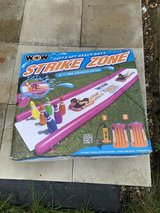 WOW Strike Zone Heavy Duty Water Slide - 25ft x 6ft - BNIB in Lakenheath, UK