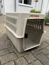 Petmate Pet Porter XL Travel or Hone Kennel in Ramstein, Germany