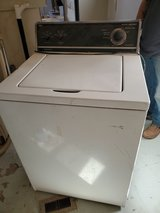 Washer, works good. in Alamogordo, New Mexico