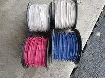 4 ROLLS OF #14 THHN SOLID WIRE in Naperville, Illinois