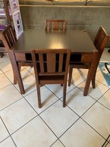 Kids Table and Chairs in Ramstein, Germany