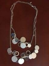 """Beautiful """"silver color' Necklace in Kingwood, Texas"""