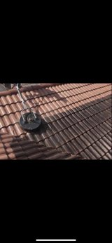 roof cleaning in Spangdahlem, Germany