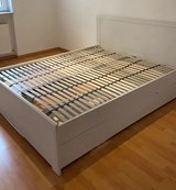 King size bed in Ramstein, Germany
