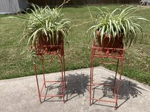 iron plant stand (2 available) in Spring, Texas