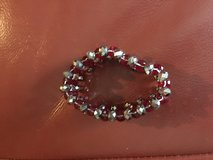 Red and gray bracelet in Kingwood, Texas