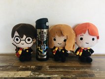 Harry Potter plush dolls & thermos set in Okinawa, Japan