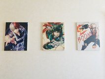 My hero academia canvas picture set in Okinawa, Japan