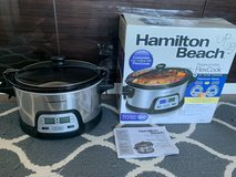 Hamilton Beach Stay or Go Portable 6-Quart Programmable Slow Cooker in Okinawa, Japan