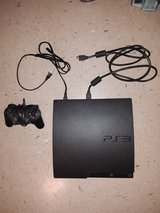 PS3 with controller in Fort Campbell, Kentucky
