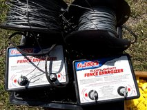 Electric hot wire boxes with wire in Camp Lejeune, North Carolina