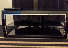 Swivel floor tv stand with mount height adjustable bracket entertainment stand in Camp Lejeune, North Carolina