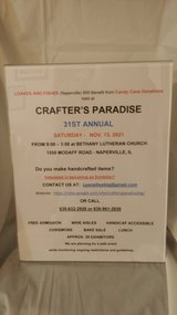 Crafter's Paradise in Naperville, Illinois