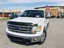 2014 Ford F150 SuperCrew Cab Lariat Pickup 4D 5 1/2 ft 4 4WD V8, Flex Fuel, 5.0 Liter in Fort Campbell, Kentucky