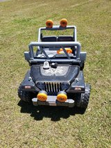 Power Wheels Jeep in Cherry Point, North Carolina