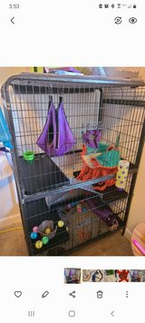 ferret cage plus more in Cherry Point, North Carolina