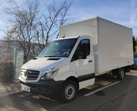 Fair prices for transports of any kind in Stuttgart, GE