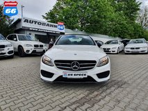 2017 Mercedes C300 – AMG Line in Ansbach, Germany