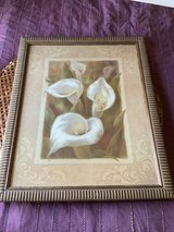 Beautiful Lillies Framed Artwork in Las Cruces, New Mexico