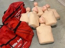 CPR Adult Manikins - 6 in Plainfield, Illinois