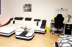 TLA, TLF, TQSA - luxurious modern art studio apartment at the LRMC - available again at the end ... in Ramstein, Germany