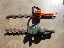 CHOICE OF BLACK & DECKER HEDGE TRIMMERS in Plainfield, Illinois