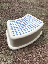 Stepping Stool in Ramstein, Germany