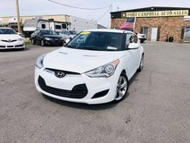 2014 Hyundai Veloster Coupe 3D 3 FWD 4-Cyl, 1.6 Liter in Fort Campbell, Kentucky